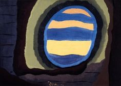"""Arthur Garfield Dove    Out the Window    1939    Oil on canvas    15 x 21"""""""