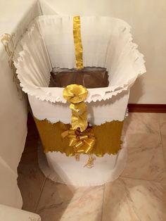 #cestino #oro #gold #decorazione