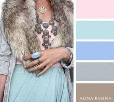 19 combinaciones de color perfectas para sacar el máximo partido a tu armario