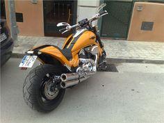 customized suzuki intruder m109  | 1600 x 970