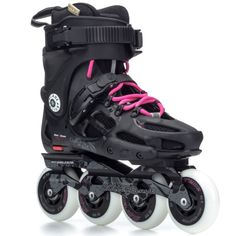The Rollerblade Twister 80 Urban Inline Skates are made to be quick and maneuverable so you can skate between obstacles..