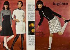 Burda Moden 08.1966 in Libros, revistas y cómics, Revistas, Moda y estilo de vida | eBay