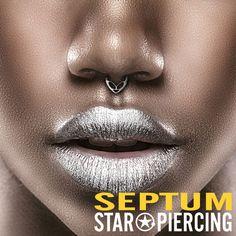 Septum Piercings, Septum Ring, Body Piercing, Ring Rosegold, Fake Nose, Nose Hoop, Jewelry, Stainless Steel, Amazon