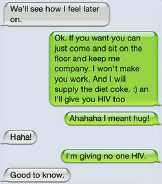 No thanks, you can keep it. | 35 Of The Most Concerning Autocorrect Fails Of All Time