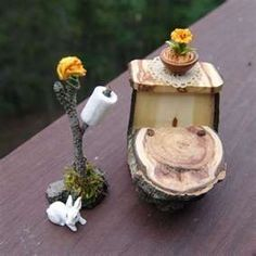 How cute is this??  I guess even faeries have to go potty.
