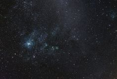 The Large Magellanic Cloud, a small nearby galaxy containing many variable stars. Image: Alson Wong and APASS. Amateur and professional astronomers have produced a star catalog that measures the detailed characteristics of more than 42 million stars, many of which are accurately mapped for the first time in history.