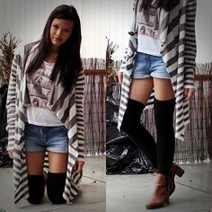 perfect saturday outfit for this weather