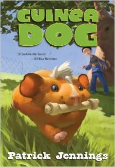 Guinea Dog by Patrick Jennings book review with free printable story plan
