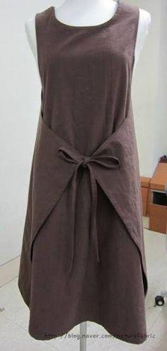 Resultado de imagem para wrap dress tutorial