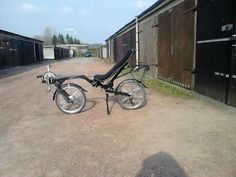 Flevobike with SON Deluxe and Rohloff