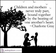 Adoption/Birthmother/Love!