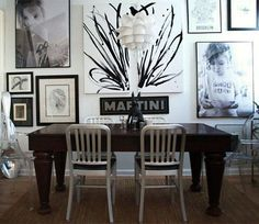 Charming dining room #dining