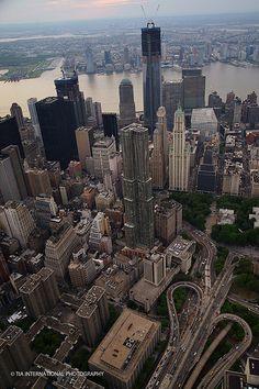 Lower Manhattan Majesty