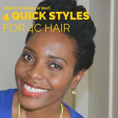 4C quick hairstyles