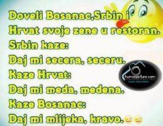 Bosanac, Srbin i Hrvat ... #bosanacsrbinihrvat #restoran #romantika #humor #šala #vicevi #smiješneslike Smiješne slike i vicevi na humorpicture.com - http://humorpicture.com/bosanac-srbin-i-hrvat-bosanacsrbinihrvat-restoran-romantika-humor-sala-vicevi-smijesneslike-smijesne-slike-i-vicevi-na-humorpicture-com/