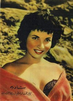 Egyptian Actress and Singer - Shadia