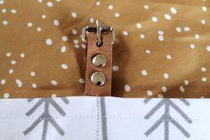 DIY-Tutorial Rucksack | Spoonflower Blog Tutorial Diy, Pouch Tutorial, Mochila Tutorial, Sewing Hacks, Sewing Projects, Diy Backpack, Backpack Pattern, Diy Clothes, Spoonflower