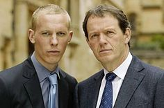 Inspector Lewis & Hathaway...oh how I love hathaway