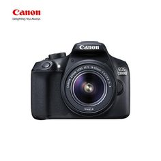 Canon EOS 1300D Rebel T6 DSLR Wi-Fi Camera & EF-S 18-55mm IS II Lens Zoom Sets APS-C Brand New