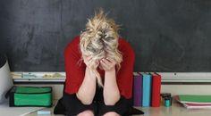 """""""Docentes y enfermeros son los más afectados por el síndrome de la cabeza quemada """""""