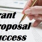 Grant Proposal Success
