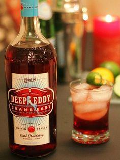 Deep Eddy Cranberry Vodka