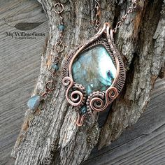 wire_wrapped_labradorite_necklace_mywillowgems_5   Wire Wrap…   Flickr
