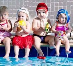 kids waterpolo