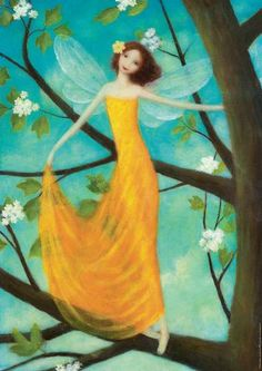 Golden Fairy - Stephen Mackey