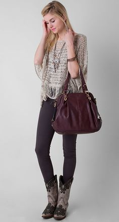 Shop By Outfits: Neutral Ground | Buckle.com love the top