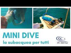 Cos'è e come funziona MiniDive? Guarda il video e scopri com'è facile e divertente immergersi!