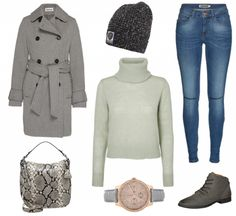 #Herbstoutfit Basic ♥ #outfit #Damenoutfit #outfitdestages #dresslove