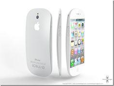 Designer apresenta mock-up alternativa do iPhone 5