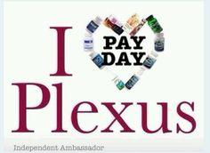 I Love Plexus Payday! Blessed beyond measure!!