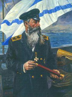 aleksei-evstigeniev-a-portrait-of-admiral-stepan-makarov-1993-e1272035235399.jpg (1000×1339)