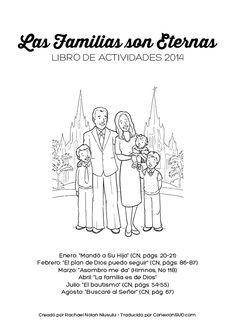 Librito de Actividades - Música Primaria 2014 Las Familias son Eternas | Conexión SUD