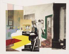 Richard Hamilton-Interiors-1981 Poster