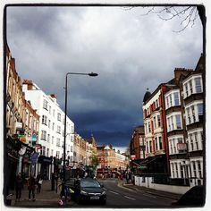 Storm brewing (via Brewing, Street View, Instagram Posts