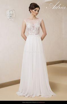 delikatna suknia ślubna - Google Search