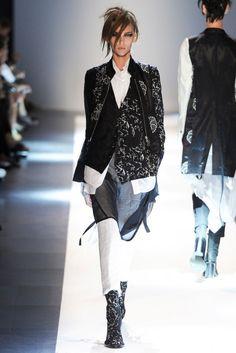 Ann Demeulemeester Lente/Zomer 2015 (14)  - Shows - Fashion