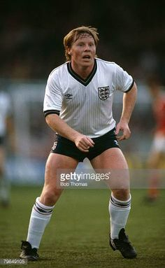 2nd August 1984 British Championship at Wrexham Wales 1 v England 0 Sammy Lee England who won 14 England caps between 19831984