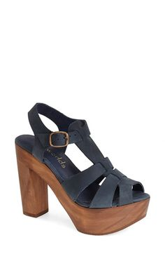 five worlds by Cordani 'Tecate' Platform Sandal (Women) available at #Nordstrom