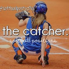 Without my catcher I (the pitcher) would be nothing. I wish my ( pitcher ) would learn that! Softball Quotes, Softball Pictures, Girls Softball, Sport Quotes, Volleyball, Cheerleading, Softball Stuff, Softball Catcher, Team Mom