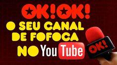 Quem aí conhece o canal OKOK? Fiz um post sobre ele e tem surpresa pra leitores no final do post.  LINK: http://www.andreinasouza.com/2015/07/4-videos-do-canal-okok.html