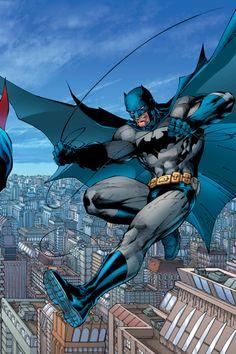 DC Trinity Batman