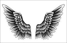 Image result for justin bieber wing tattoo