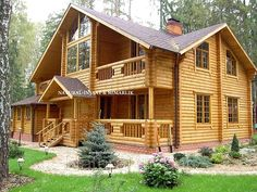 60 Rustic Log Cabin Homes Plans Design Ideas And Remodel - Afshin Decor Style At Home, Timber Buildings, Bamboo House, Log Cabin Homes, Forest House, Wooden House, Plan Design, Design Ideas, Home Living
