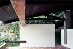 Alvaro Siza, Tennis Pavilion, 1960