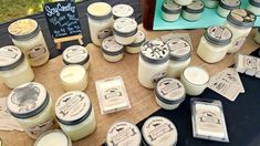 Everything you need to know to make the perfect DIY soy candles. Be a candle-making pro, start a soy candle business, or make DIY candles as gifts! Homemade Candles, Diy Candles, Soy Wax Candles, Making Candles, Vegan Candles, Design Candles, Homemade Slime, Candle Wax, Glass Candle
