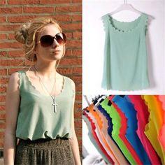 Verano-Nueva-Moda-Blusa-Mujer-Delgada-Gasa-Tops-Sin-Mangas-De-Camisa-Casual-Chaleco